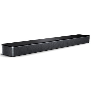 Bose Smart Soundbar 300 Black QuietPort Voice4Video SimpleSync Bluetooth AirPlay2 Wi-Fi
