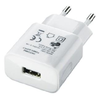 Trevi TA128E USB Alimentatore 1.000mAh 1 PresA USB