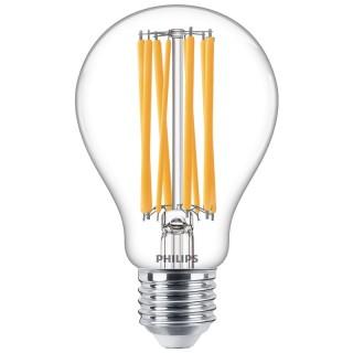 Philips Goccia Filamento LED 17W E27 Equivalente 150w 230V 2700K