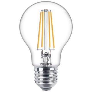 Philips Goccia Filamento LED 7W E27 Equivalente 60w 230V 2700K