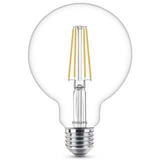 Philips Globo Filamento LED 7W E27 Equivalente 60w 230V 2700K