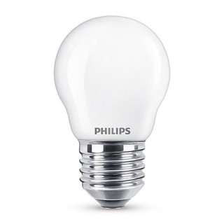 Philips LED Sfera Classic E27 SM 4.3W 230V 470Lm Equivalente 40W 4000K