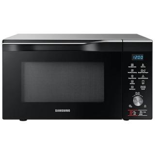Samsung MC32K7055CT/ET Nero/Silver Microonde Hot Blast Ventilato Grill 32L Crusty Slim Fry