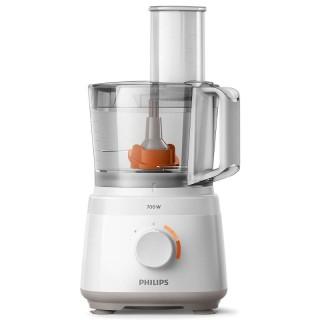 Philips HR7310/00 Robot da Cucina 700 Watt Multifunzione Dischi Ciotola 1,5L