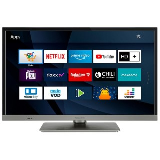 Panasonic TX-24JS350E TV 24' Led HD 600Hz DVB-T2 DVB-S2 Smart Wi-Fi