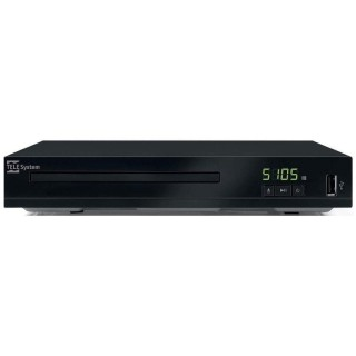 Telesystem TS5105 Lettore DVD USB Uscite RCA-Scart HDMI UpScaling fino a 1080p