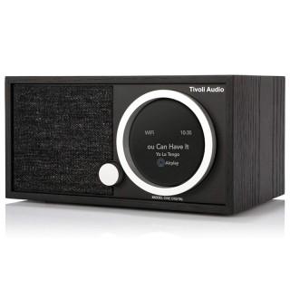 TivoliAudio Model One Digital (Gen.2) Black Radio DAB+ FM BT AirPlay2 Chromecast Wi-Fi Art