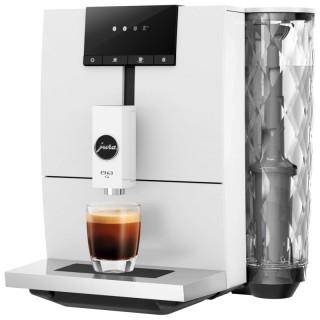 Jura ENA 4 Full Nordic White Macchina Caffè Automatica 4 Funz Display a Simboli