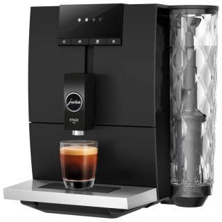 Jura ENA 4 Full Metropolitan Black Macchina Caffè Automatica 4 Funz Display a Simboli