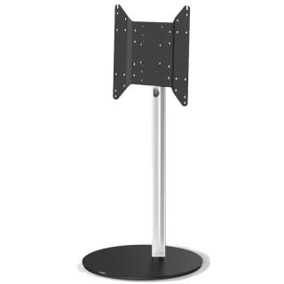 Spectral Circle VX1000 BG SAT Alluminio NeroSatinato Stand da Pavimento Girevole