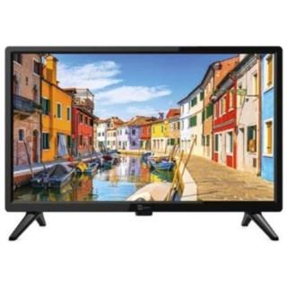 TeleSystem Palco 19 LS10 TV 19' LED HD DVB-T2 S2 Doppia Alimentazione 220V 12V