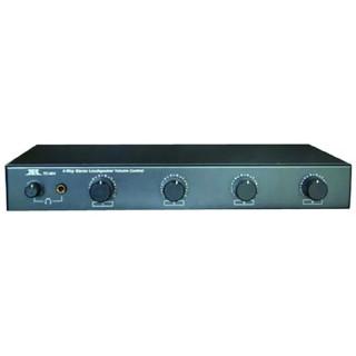 Thender TC-904 Centralina Audio 4 Zone con Controllo Volume