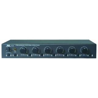 Thender TC-906 Centralina Audio 6 Zone con Controllo Volume