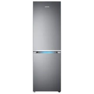 Samsung RB33R8717S9/EF Inox/Silver Kitchen Fit Frigorifero Combinato 193x60 NoFrost ManiglieIntegrate