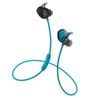 Bose SoundSport Wireless Acqua Cuffie Auricolari Bluetooth NFC Inserti StayHear+