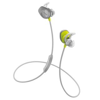 Bose SoundSport Wireless Citron Cuffie Auricolari Bluetooth NFC Inserti StayHear+