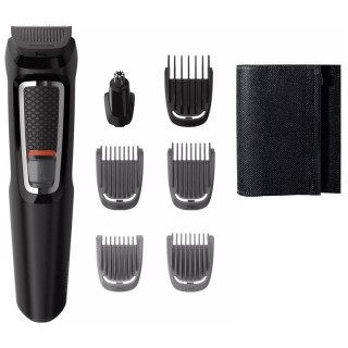 Philips MG3720/15 Grooming Kit 7in1 Serie 3000 Barba e Capelli Ric.16h/A.60min