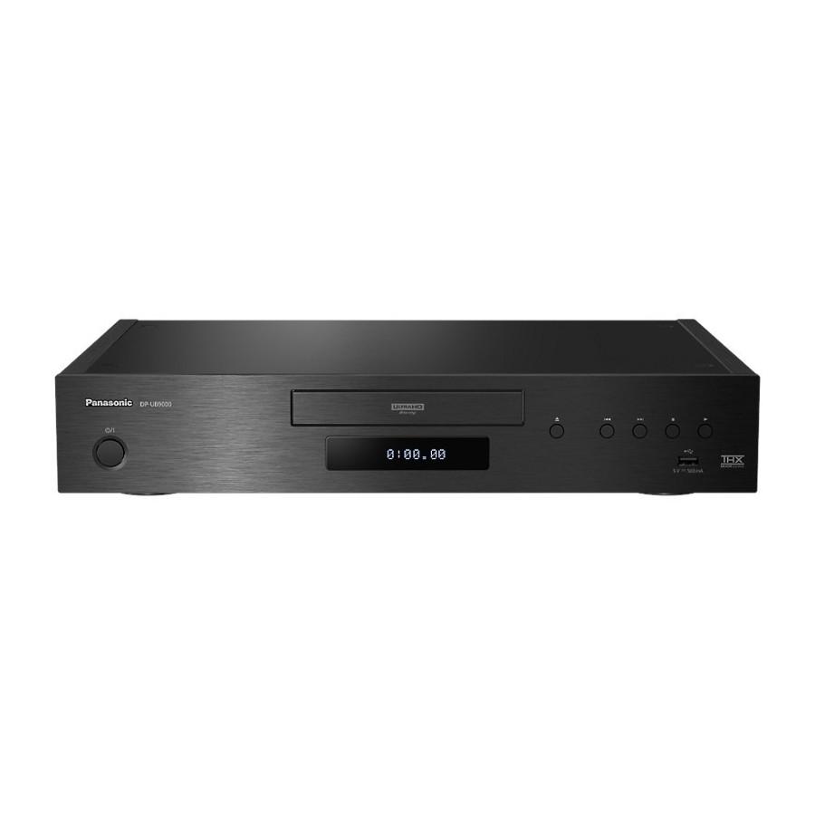Panasonic DP-UB9000EG1 Lettore Blu-Ray Hi-End 4k Nativo USB WiFi InternetApps