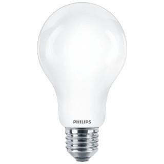 Philips LED Goccia Vetro E27 13W 230V 2000lm 2700K Lampadina LED Equivalente 120W