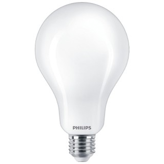 Philips LED Goccia Vetro E27 7W 230V 806lm 2700K Dimmerabile Equivalente 60W
