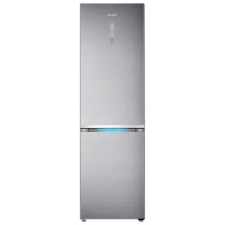 Samsung RB36R8839SR/EF Inox/Silver Kitchen Fit Frigorifero Combinato 202x60 NoFrost ManiglieIntegrate
