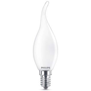 Philips LED Oliva Colpo di vento E14 SM 2.2W 230V Lampadina LED Equivalente 25W