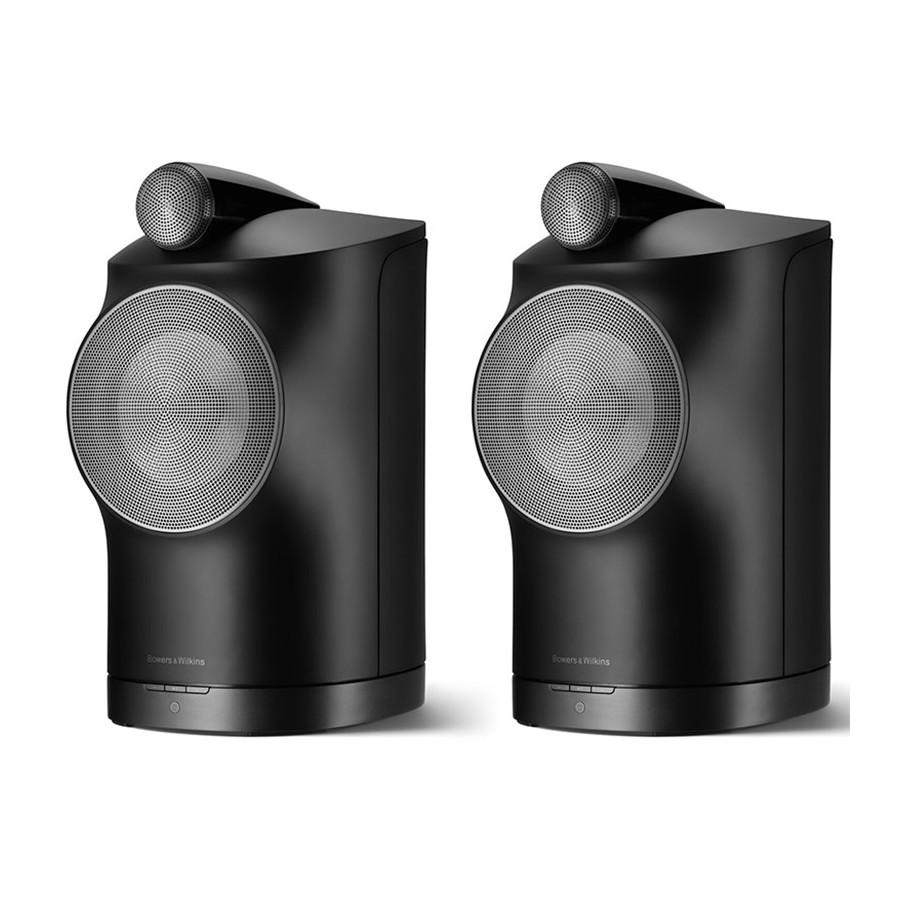 Bowers & Wilkins Formation Duo Coppia Diffusori Amplificati Wi-Fi AirPlay2 Bluetooth