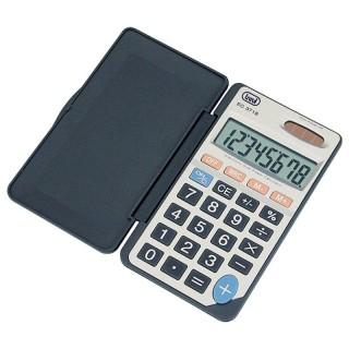 Trevi EC3718 Calcolatrice Elettronica Tascabile con display a 8 cifre