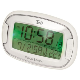 Trevi SLD3070 Orologio Digitale Temperatura Calendario con Sveglia Ampio display