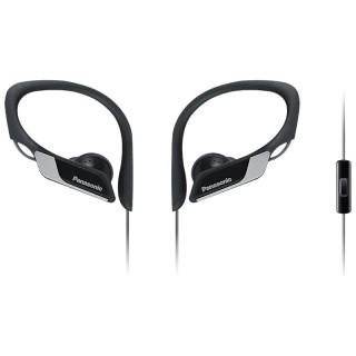 Panasonic RP-HS35ME Auricolari a Clip Sport Resistenti Acqua Microfono Comandi