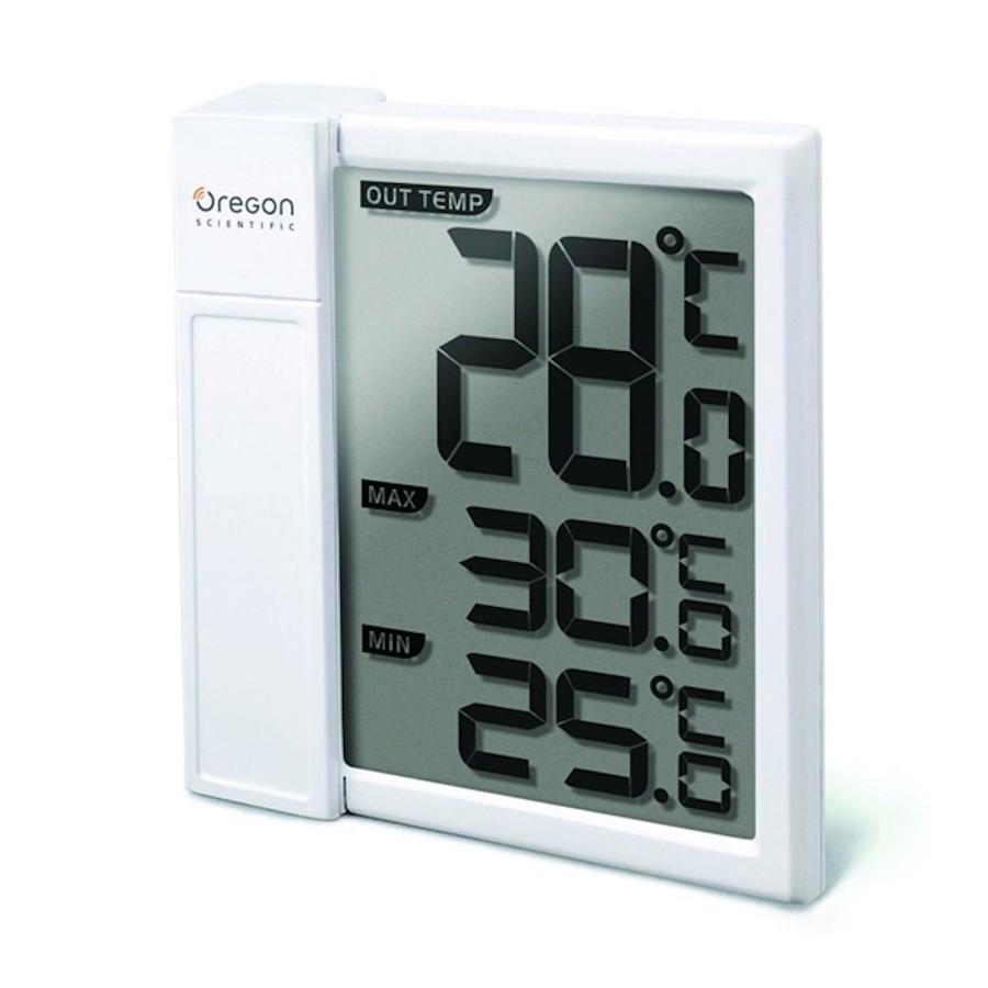 Oregon Scientific THT328 Termometro Digitale da Finestra Temperatura Attuale Min Max